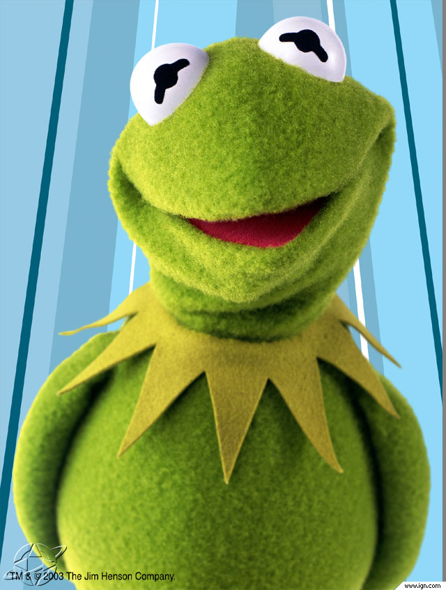 Kermit the frog angry - photo#13