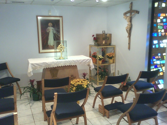 ... FL St Bernadette chapel, Hollywood, FL