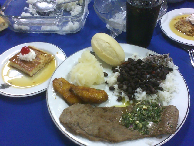 Cuban foods