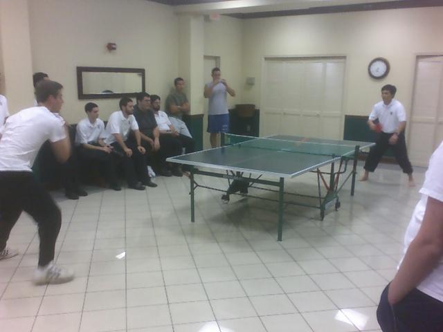 Ping Pong Champ
