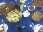 Texas Food Night @ St John Vianney College Seminary, Miami, FL