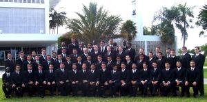 Class of 2008 @ St John Vianney College Seminary, Miami, FL