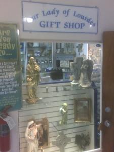 Our Lady of Lourdes Catholic Giftshop in Hollywood, FL @ St Bernadette Catholic Church
