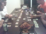 Magic, The Gathering card game