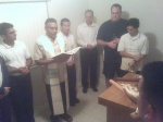 Pre-Theology Night Prayer @ St John Vianney College Seminary, Miami, FL