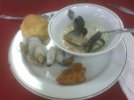 Rhode Island cultural food night @ St John Vianney College Seminary, Miami, FL
