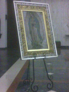 Pre-T Compline with Our Lady of Guadalupe @ St John Vianney College Seminary, Miami, FL