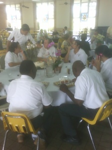 Staff Appreciation Lunch @ St John Vianney College Seminary, Miami, FL