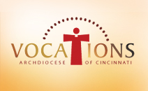 Archdiocese of Cincinnati Vocations website