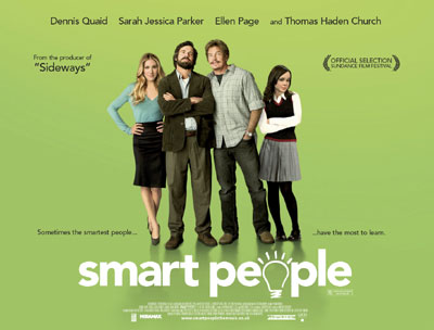 Smart People (poor 2008 movie)