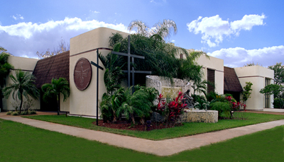 St. Boniface Catholic Church in Pembroke Pines, FL